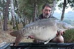 Carp Fishing in France Catch Report - The missing wafter's